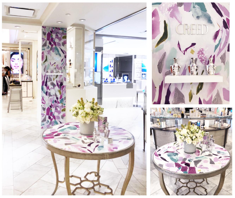 Barney, NY- FloralIe Display