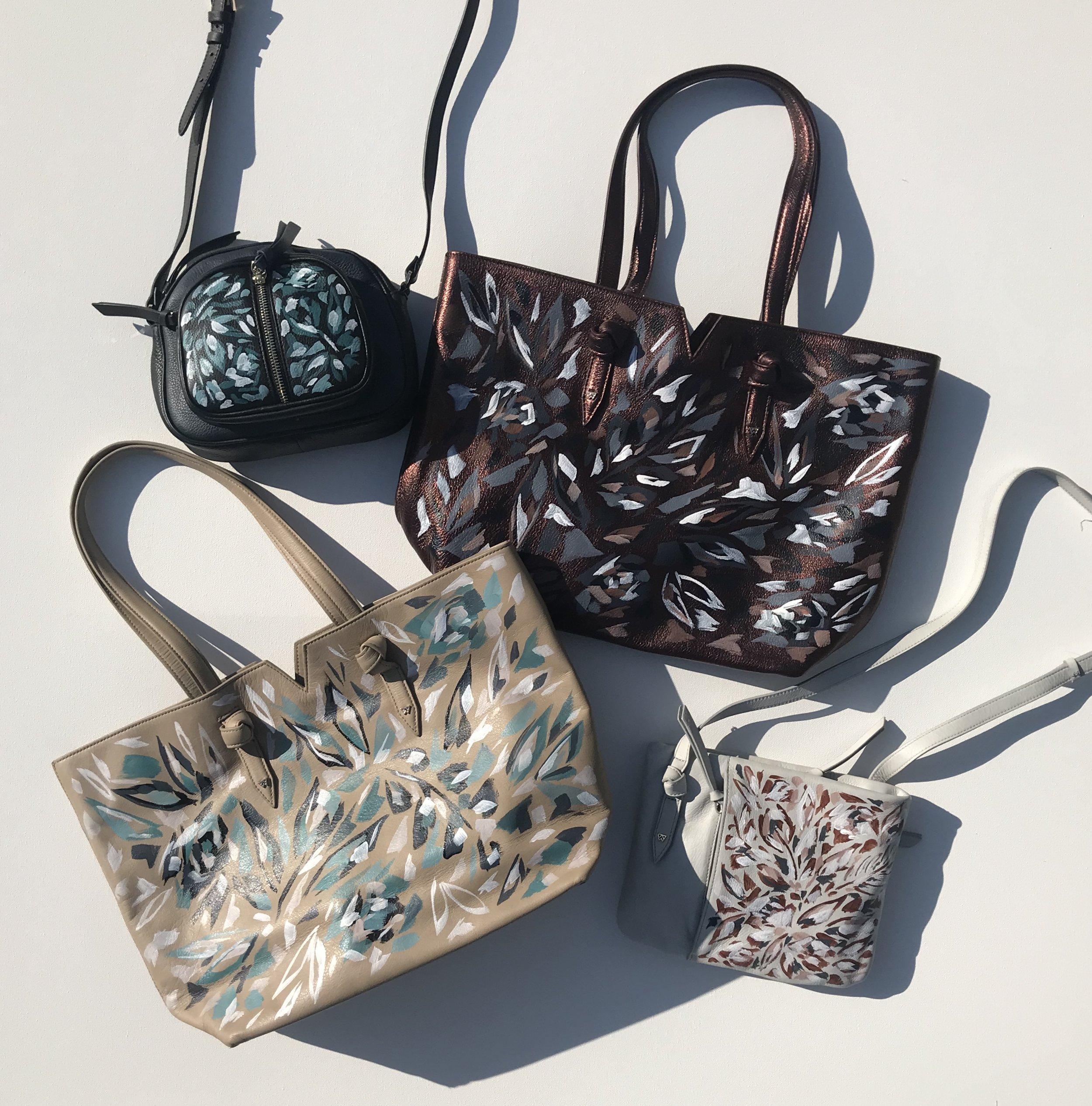 Kelly Wynne Handbags x TFP