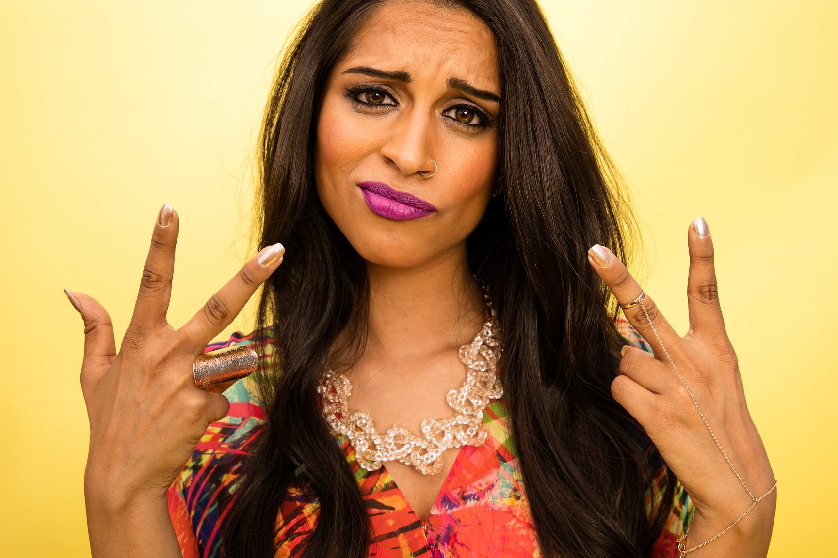 LILLY SINGH - Actress / Writer / Director / Social Media Influencer