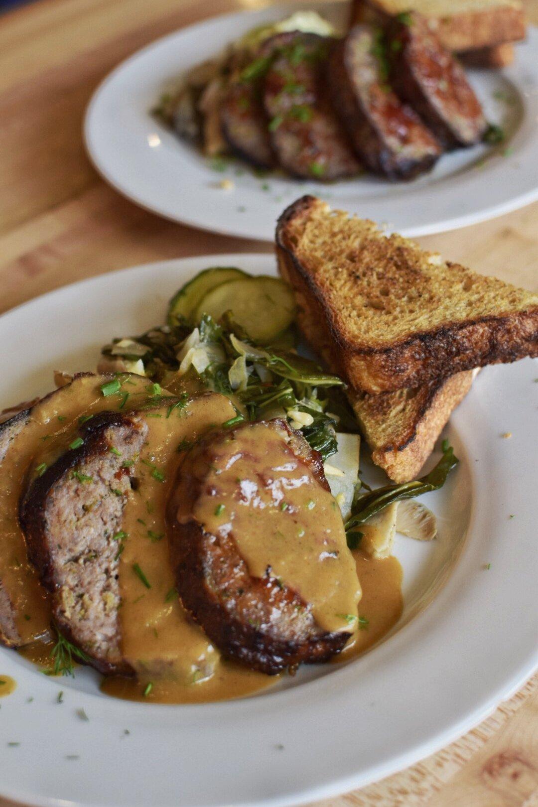 Meatloaf, Red Eye Gravy, Texas Toast, Braised Greens.jpg