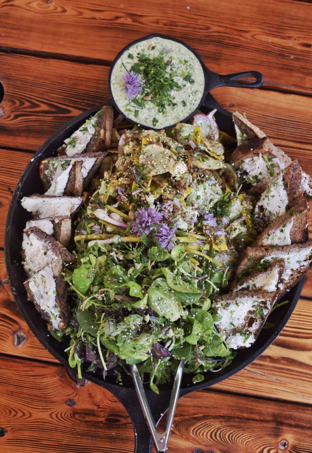 Summer Salad with Roasted Chicken.jpg