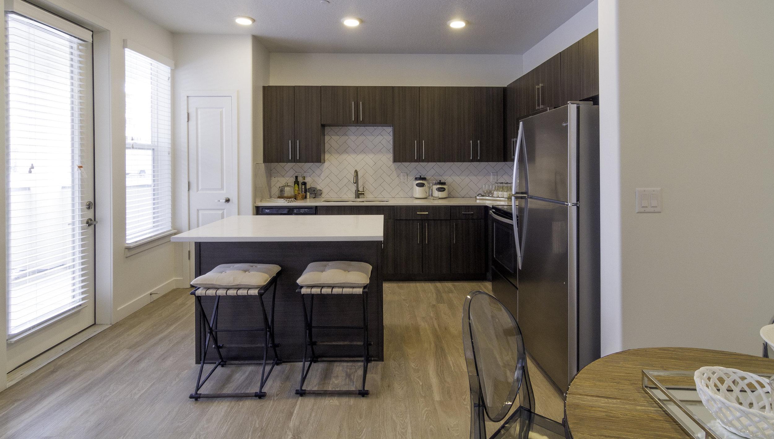 Dwelo smart apartment in Utah