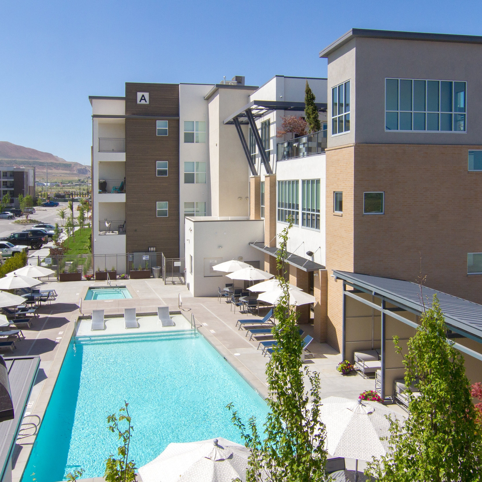 Dwelo multifamily customer, The Wasatch Group