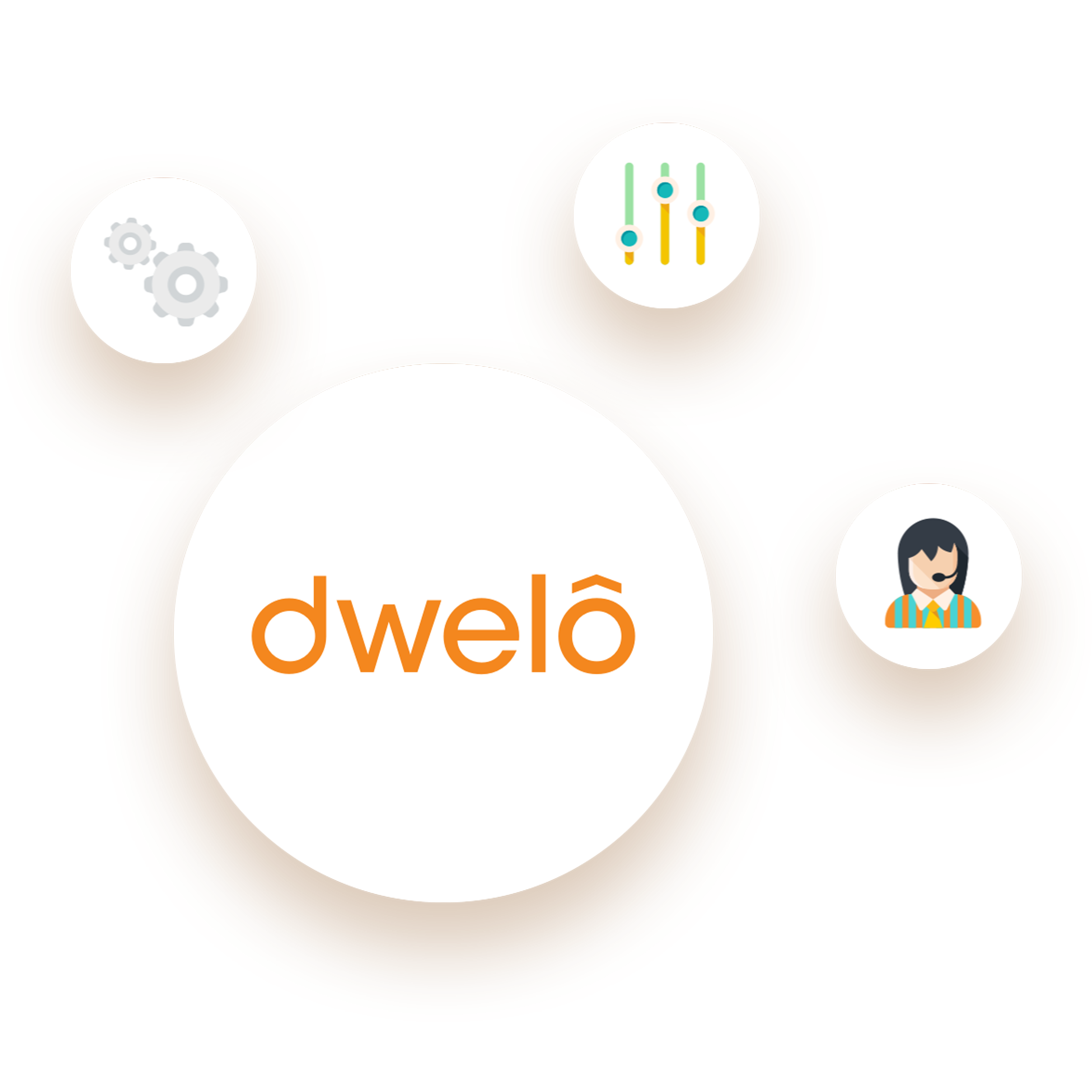 Dwelo is perfect for any class properties, new builds or retrofits.
