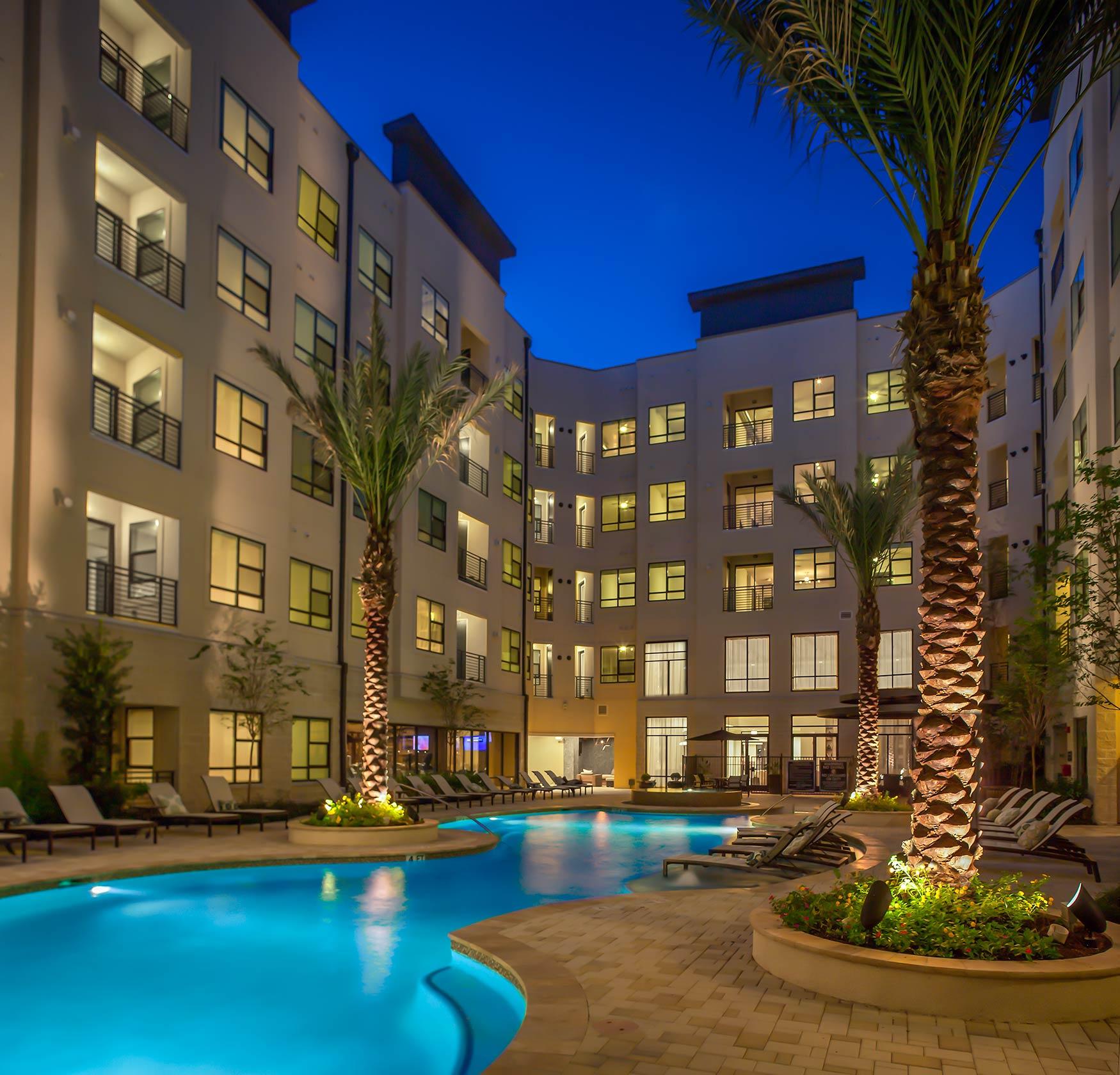 Howard Hughes Smart Apartments