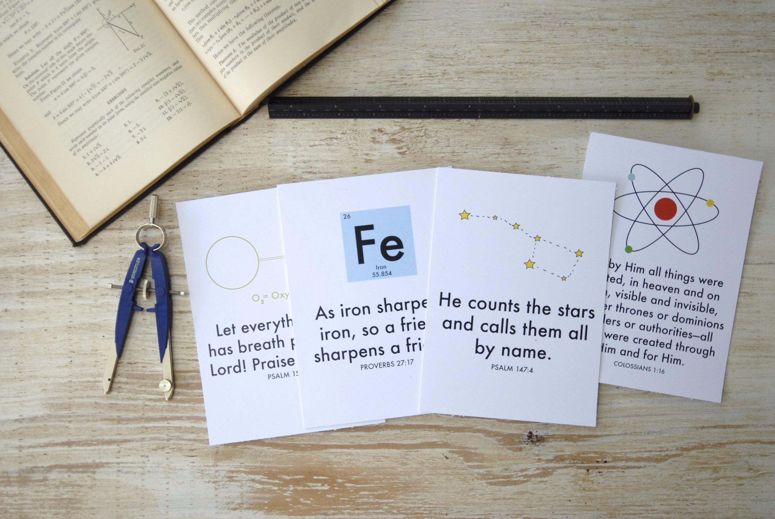 science verse prints