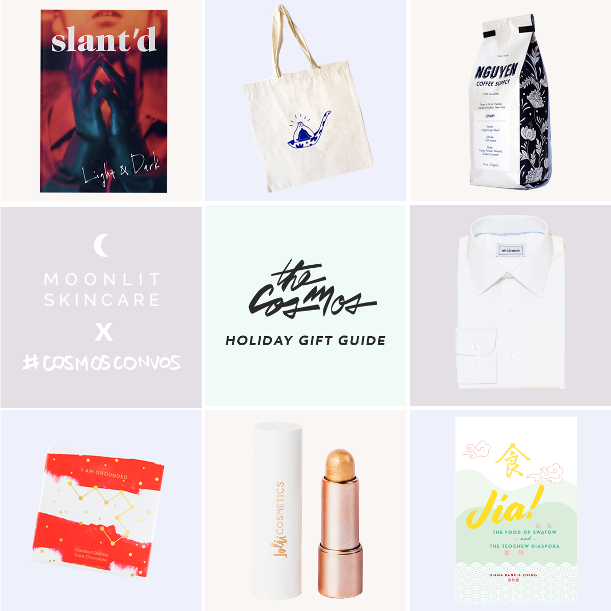 In 2019, The Cosmos will host our first ever curated market IRL!! This market will exclusively support and showcase Asian women entrepreneurs and creators. If you are an Asian woman based in NYC with products or services that you'd like to share with our community, we are now accepting applications. We want a diverse range of women and products! All are welcomed.     Fill out this brief application    so we can be in touch - more details to come in early 2019!