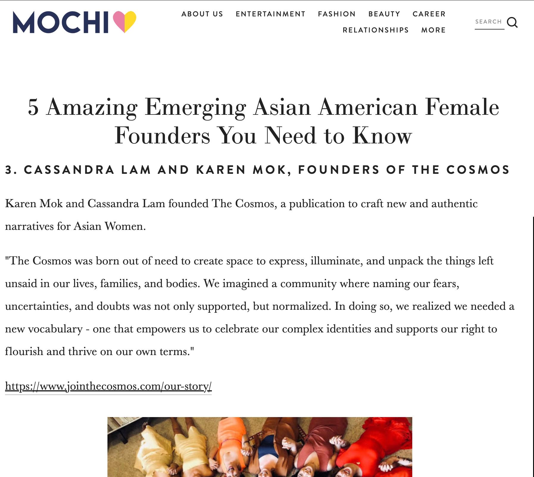 Mochi Mag, February 2019