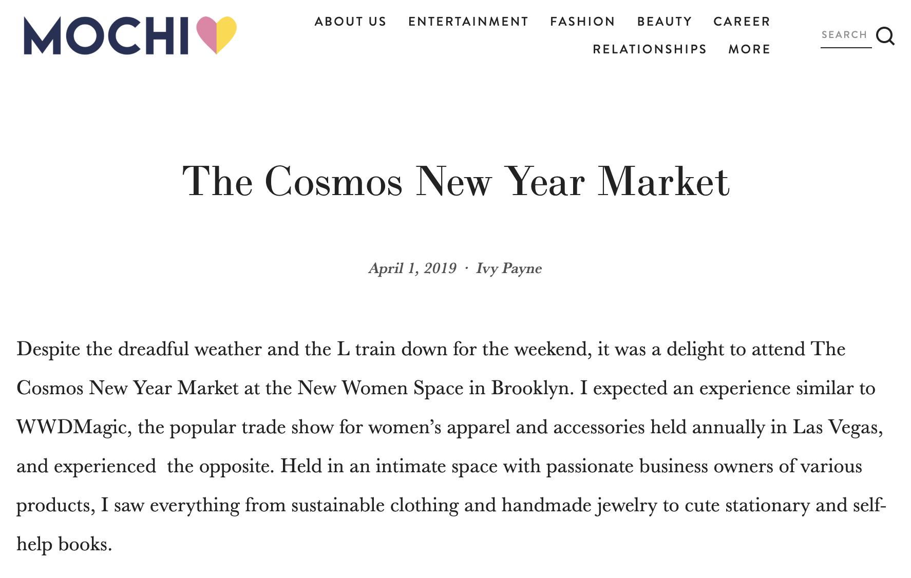 Mochi Mag, April 2019