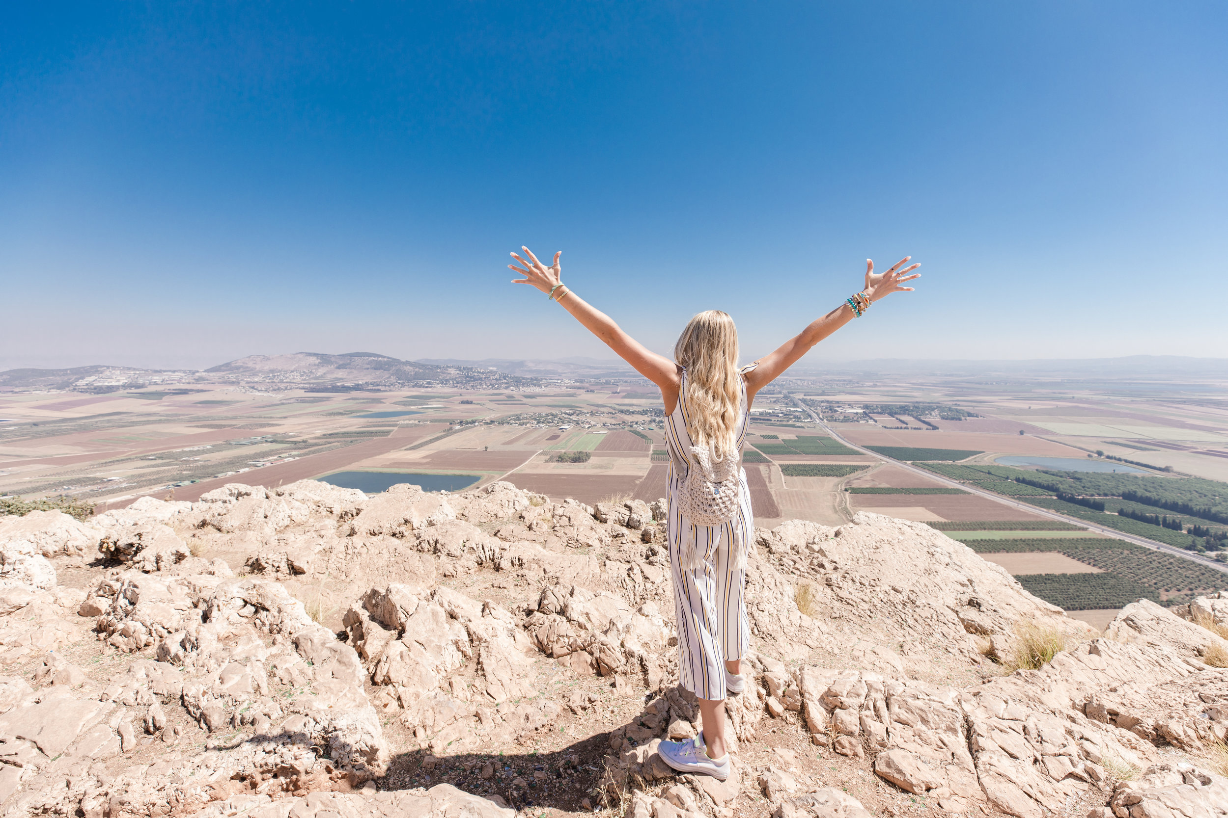 - 11-day israel tour