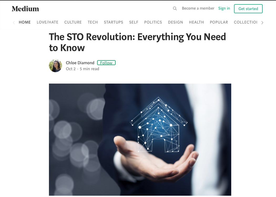 The STO Revolution: Everything You Need to Know