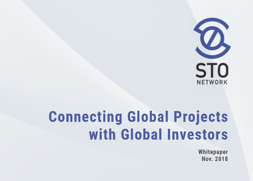 STO NETWORK - Connecting Global Projects with Global Investors