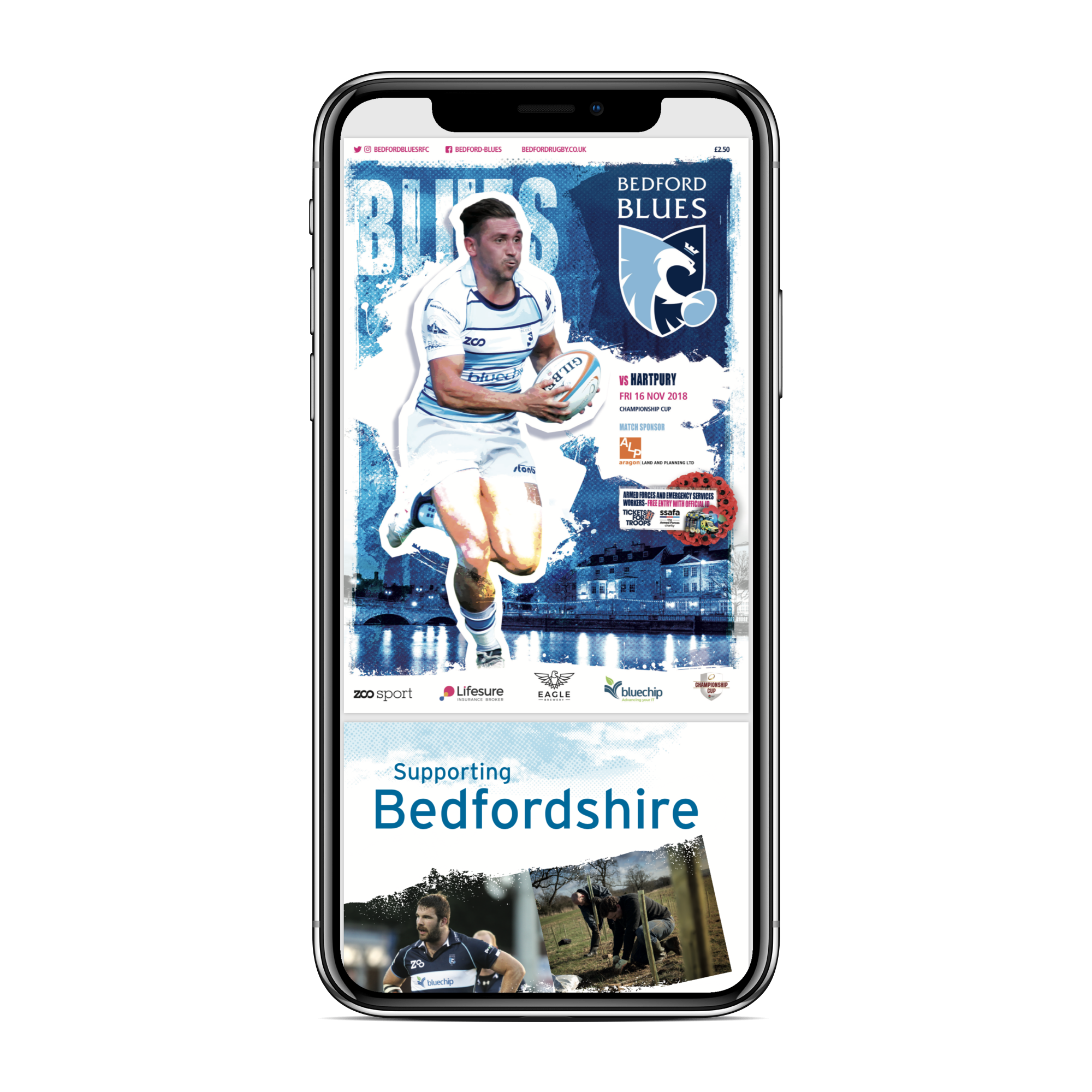 … Across all sports - The platform allows sport fans to connect and follow their favourite sporting teams and icons all in one place. MatchDayInfo has the ability to unite all sports across the country, encouraging fans to follow more than one sport – through the promotional platform.