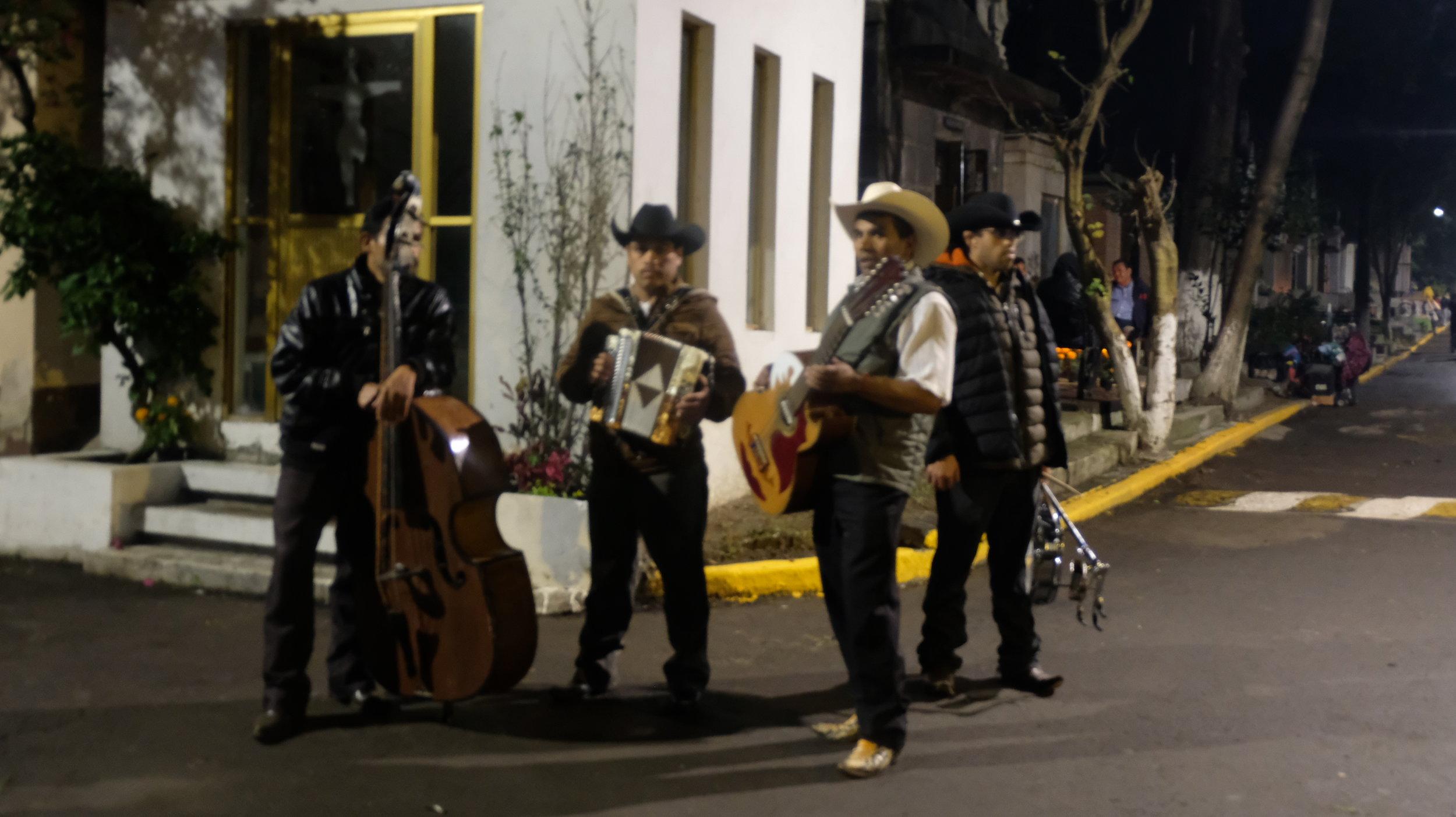 Rent-a-Mariachi band