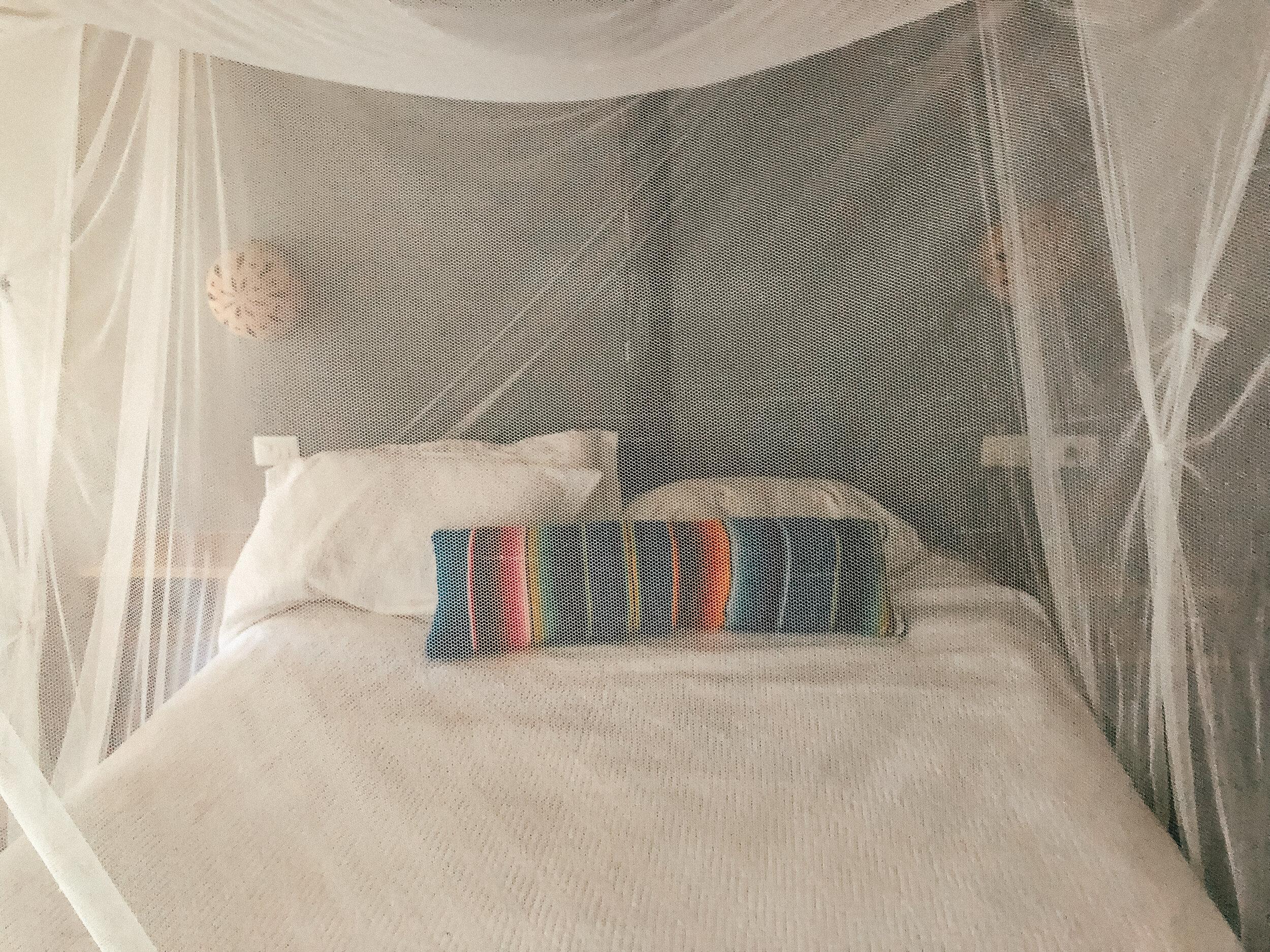 Tulum Tunich Jungle Cabañas Mosquito Net