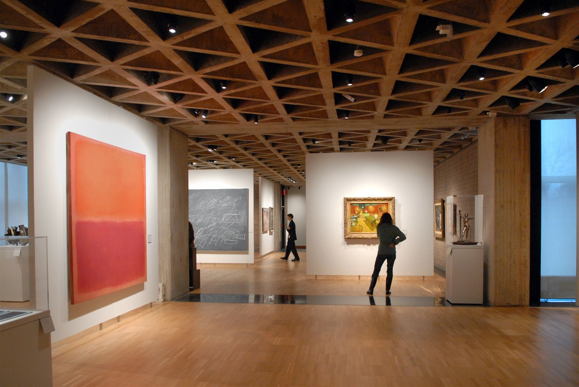 Yale University Art Gallery, Photo Credit: Michael Marsland/Yale University