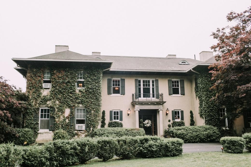 Lord Thompson Manor, Thompson, CT