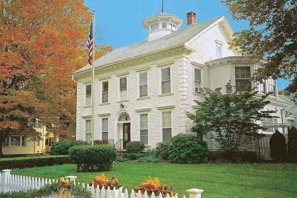 The Captain Stannard House B&B Country Inn, Westbrook, CT