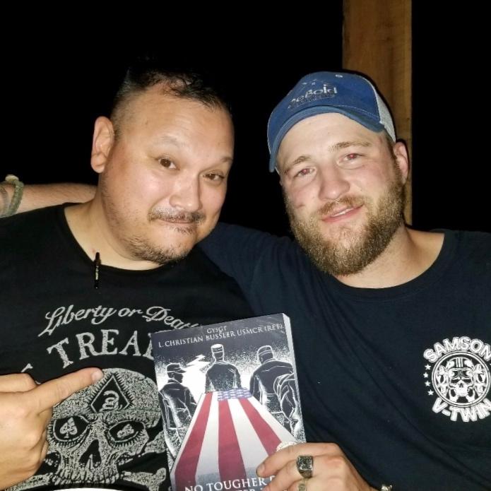US Marine and Nashville Singer/Songwriter, Tyler Jay Satterfield