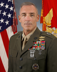 MajGen Gregg A. Sturdevant USMC (ret)