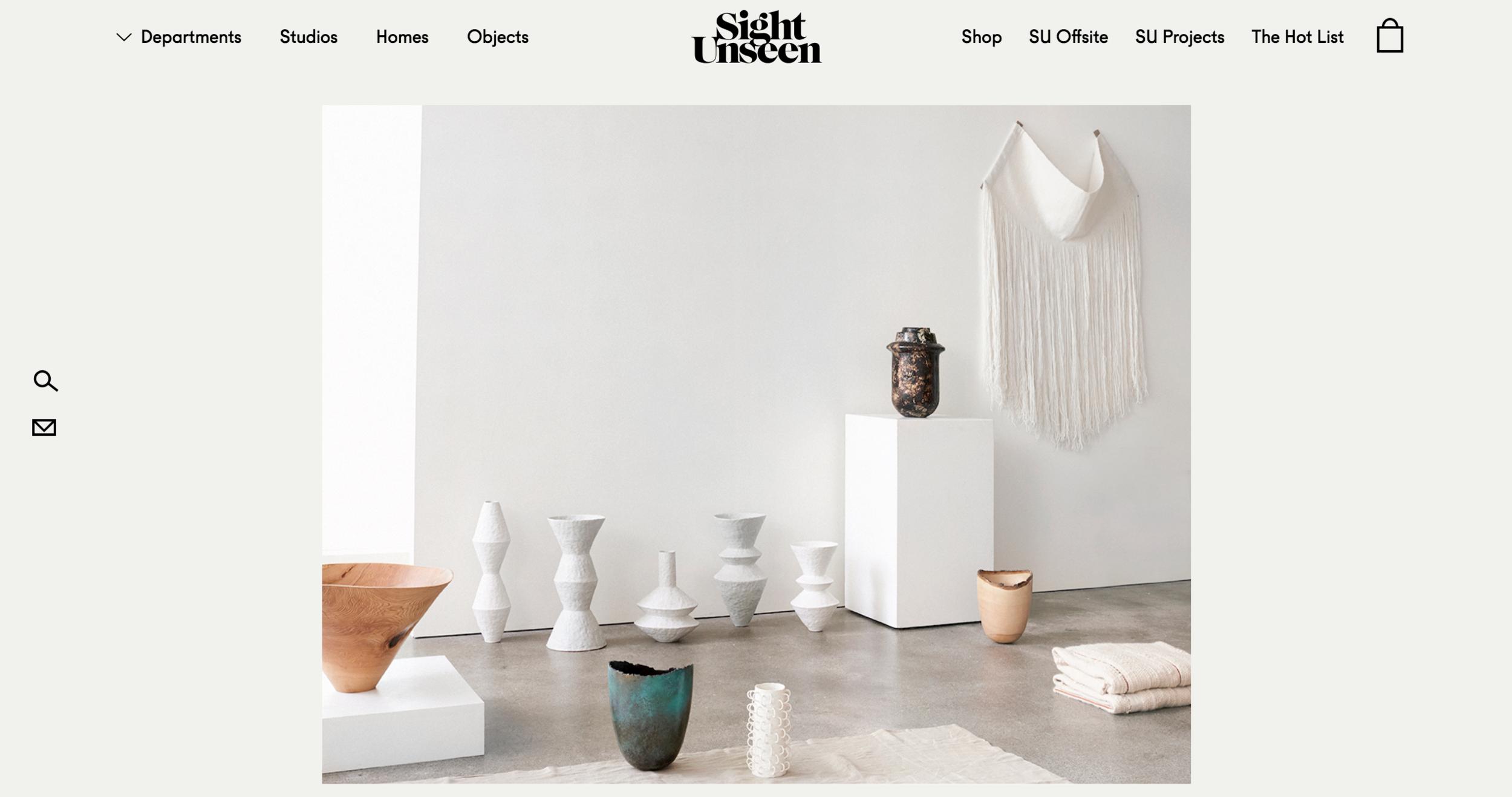 Sight Unseen -
