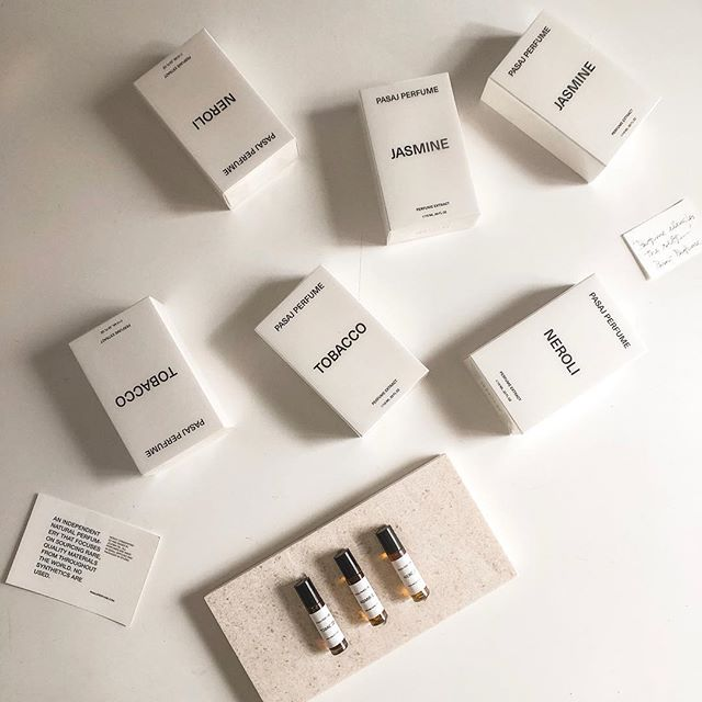 Sooo excited to introduce @pasajperfume into our offerings! This stuff is so dreamy!