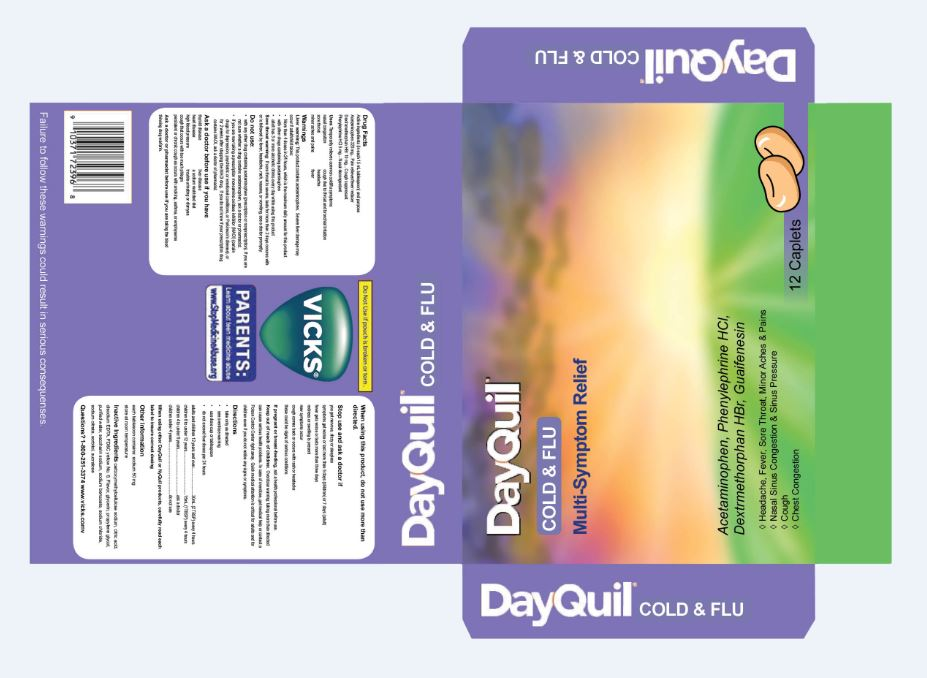 dayquil redesign