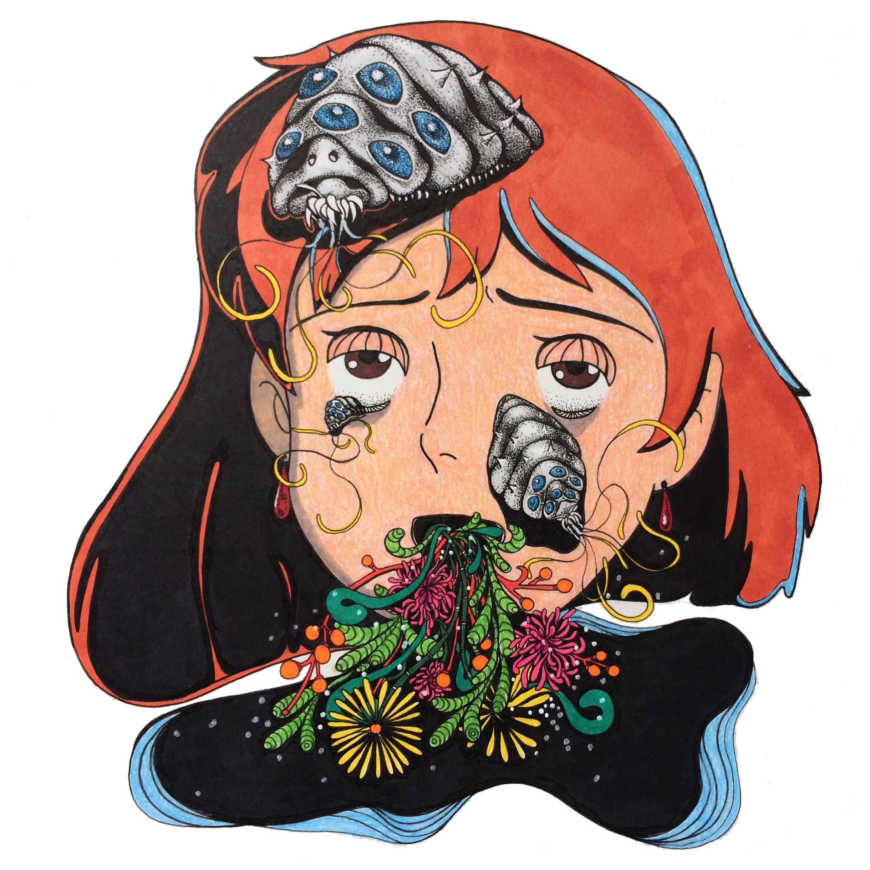 Fan Art + Nausicaa of the Valley of the Wind