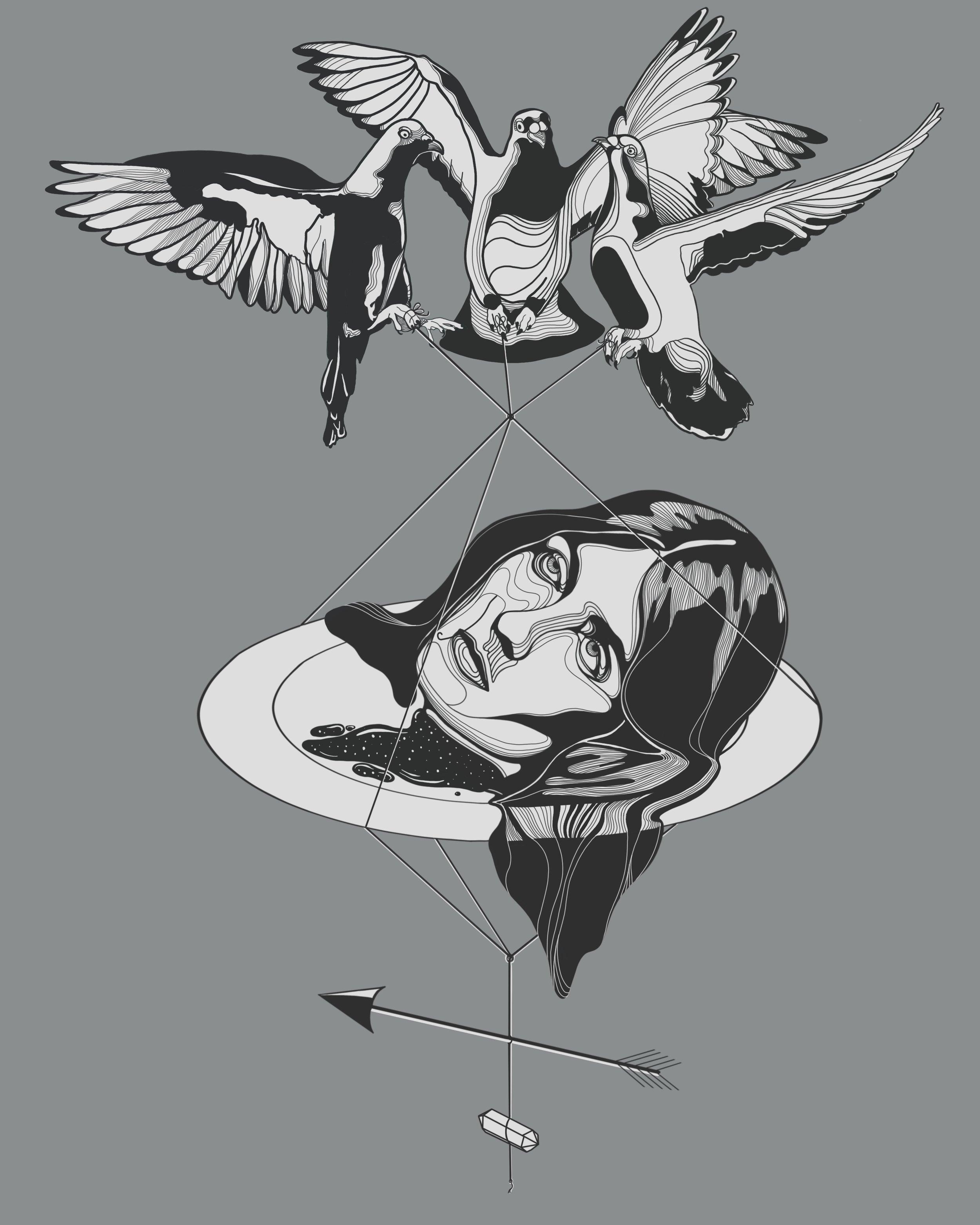 Fan Art + Florence + the Machine