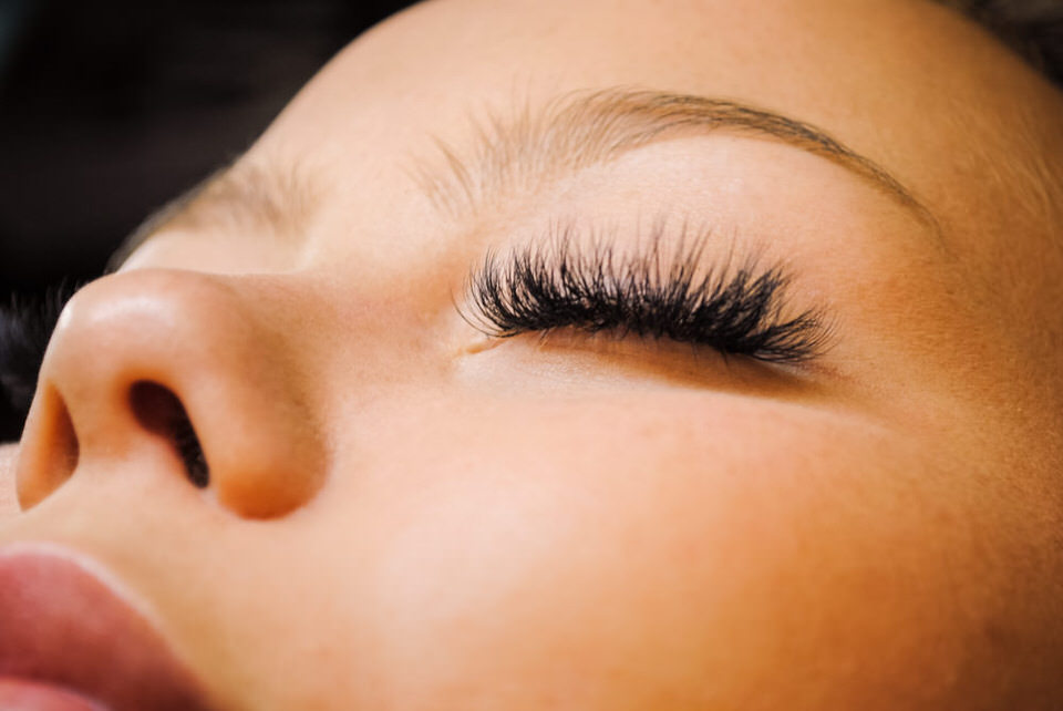 Eyelash Extensions - The Eyelash Extensions application begins with a complimentary consultation to define and design the perfect lashes for your eyes exclusively.