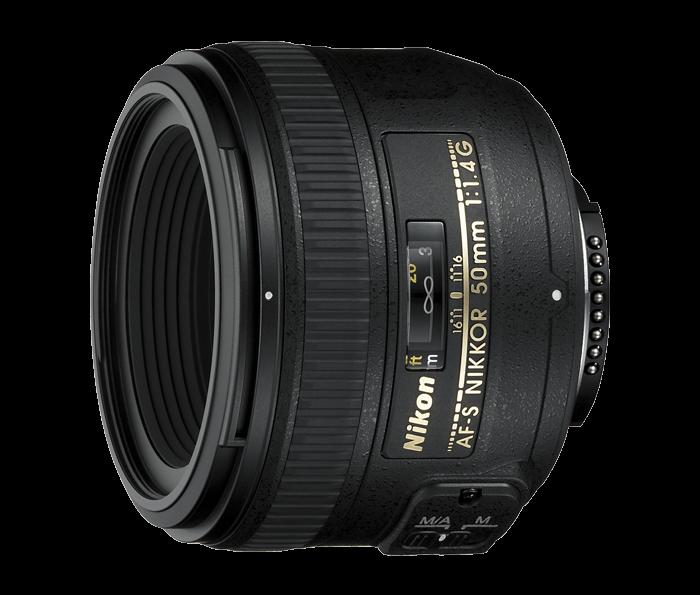 50mm f1.4 Nikon