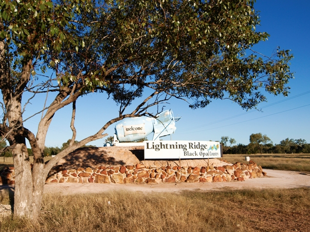 Lightning Ridge, New South Wales