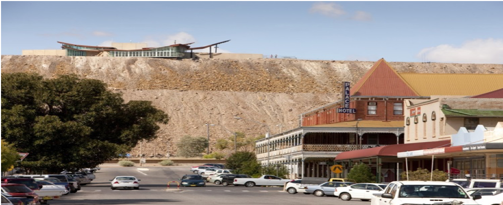 Miners Memorial / Line of Load, Broken Hill, New South Wales