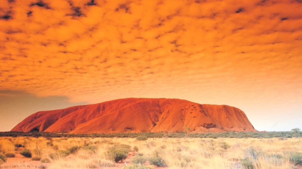 Ayers Rock
