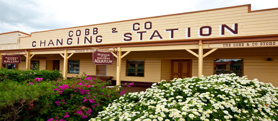 Cobb & Co Changing Museum at Surat