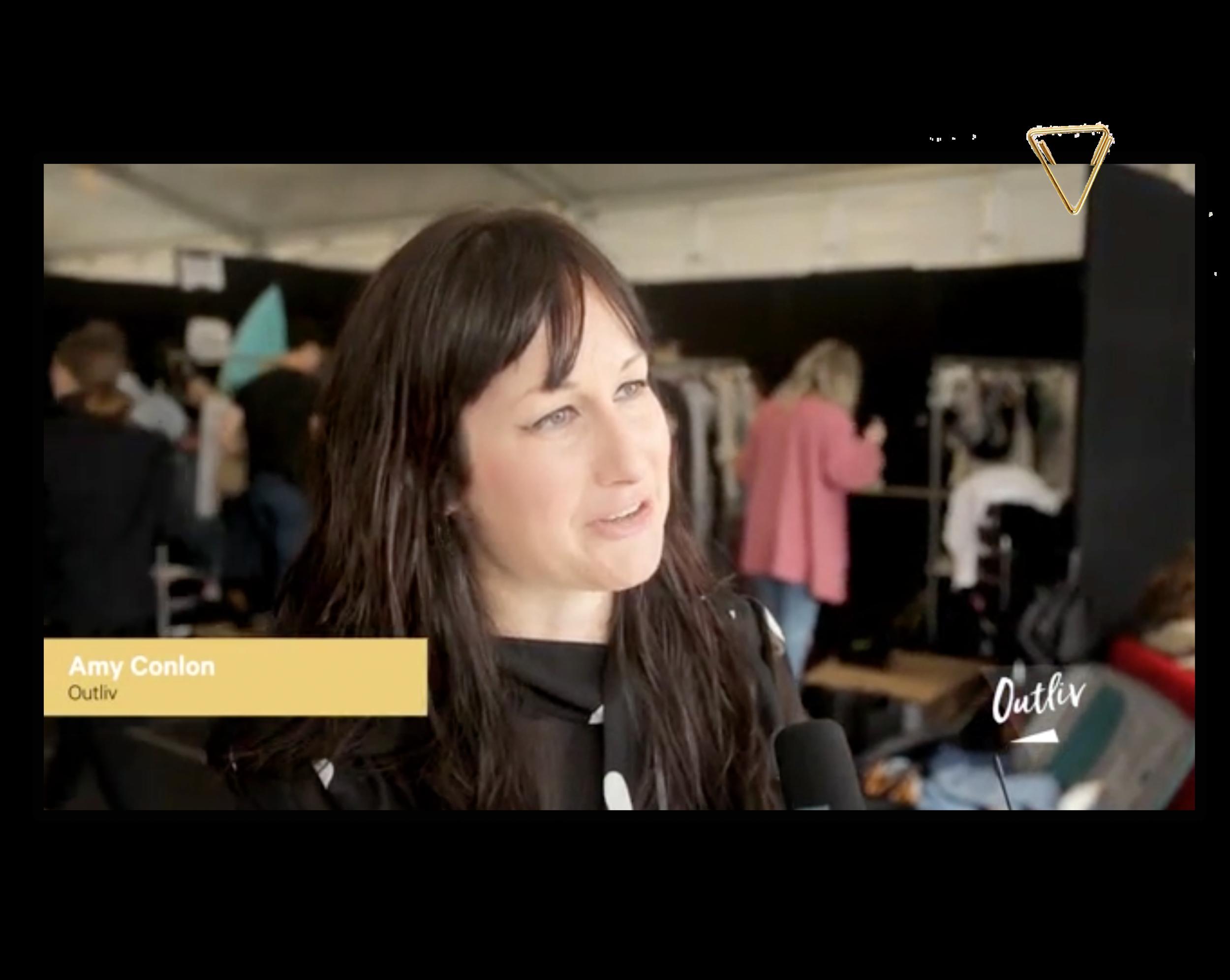 GOOD MAGAZINE | www.good.net.nz | Watch: Backstage Designer Interviews | September 2018   https://good.net.nz/article/Backstage-designer-interviews