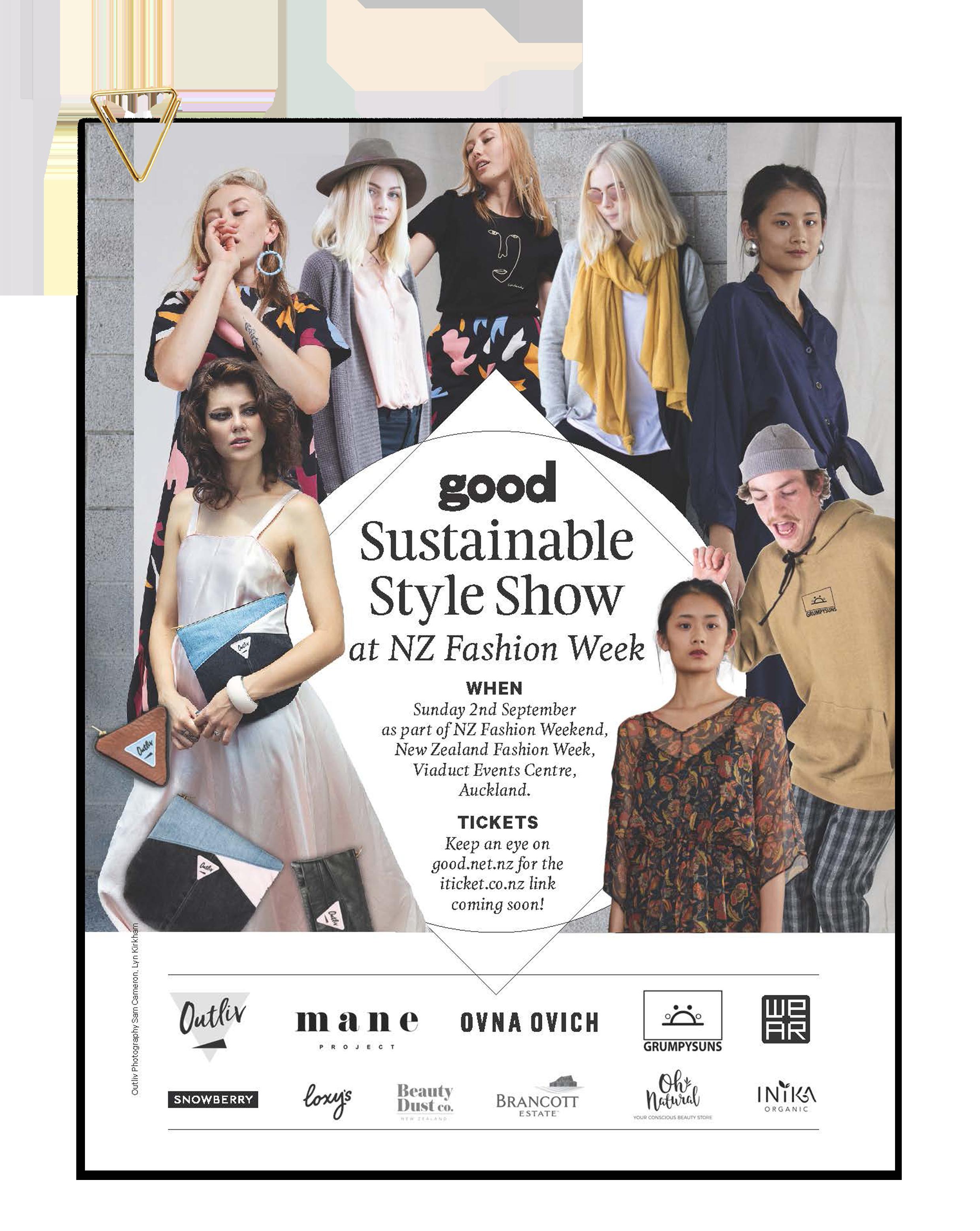 GOOD MAGAZINE | www.good.net.nz | Print Issue 61 | July 2018