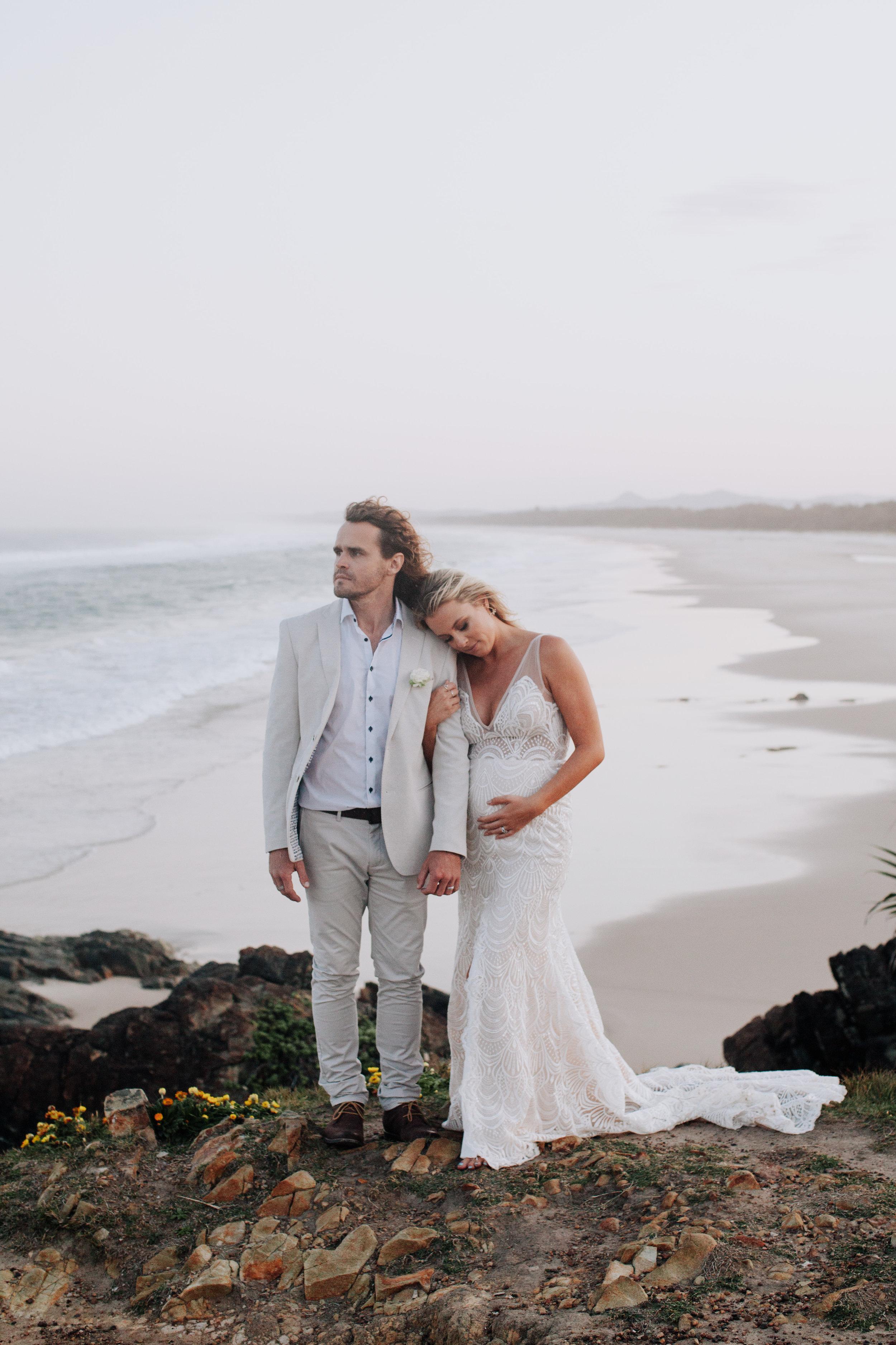 NATALIE & JOEL - Hastings Point, NSW