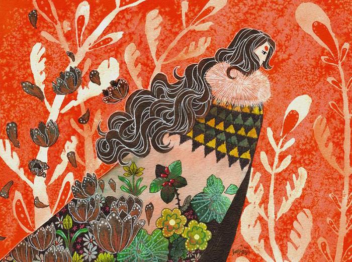 Illustration by  Maxyvert