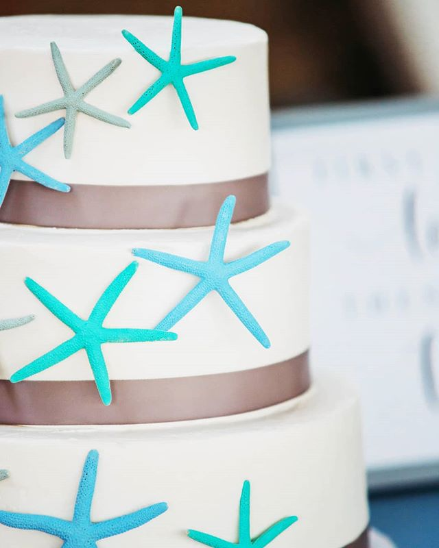 Something sweet for your Monday feed. 🍰 . . . #weddingcake #weddingcakeideas #modernkake #weddingcakeinspo #cakewedding #beachwedding #beachweddingcake #simpleweddingcake #aislesociety #summerwedding #cakeart #cakedesign #cakelover #cakeinspiration #weddingforward #inspiredbythis #wedphotomag #wilmingtonweddings #wilmingtonnc #oceanislebeach #wrightsvillebeach #tphkweddings #thephotographyofhaleykatherine #haleykatephotos #stylemepretty #southernbridemagazine #bridebook #wdofficial #coastalwedding #southernbride