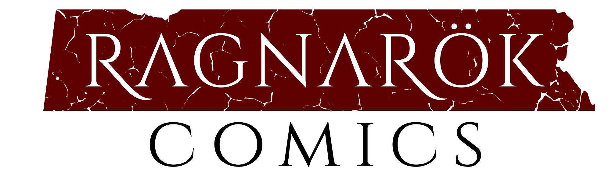 Ragnarok Comics Logo