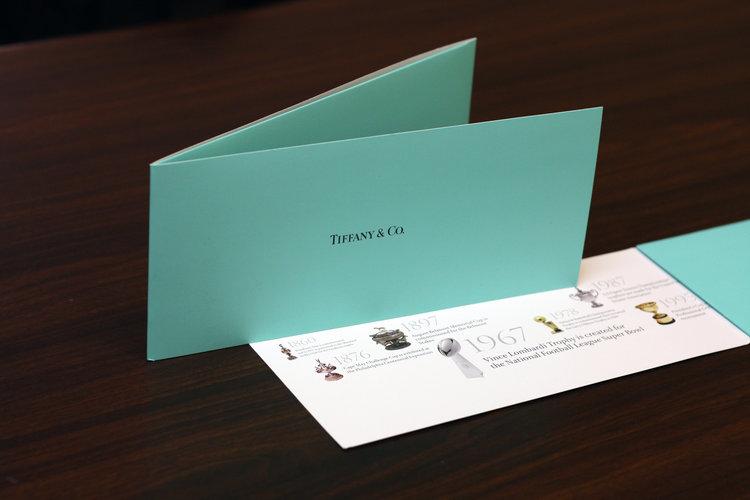Tiffany's | Marketing Material