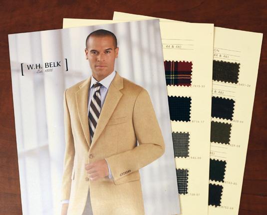 Belk Stores | Swatch Cards