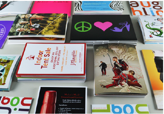 COLLECTION OF CLIENT | DIGITAL PRINTING POST CARDS