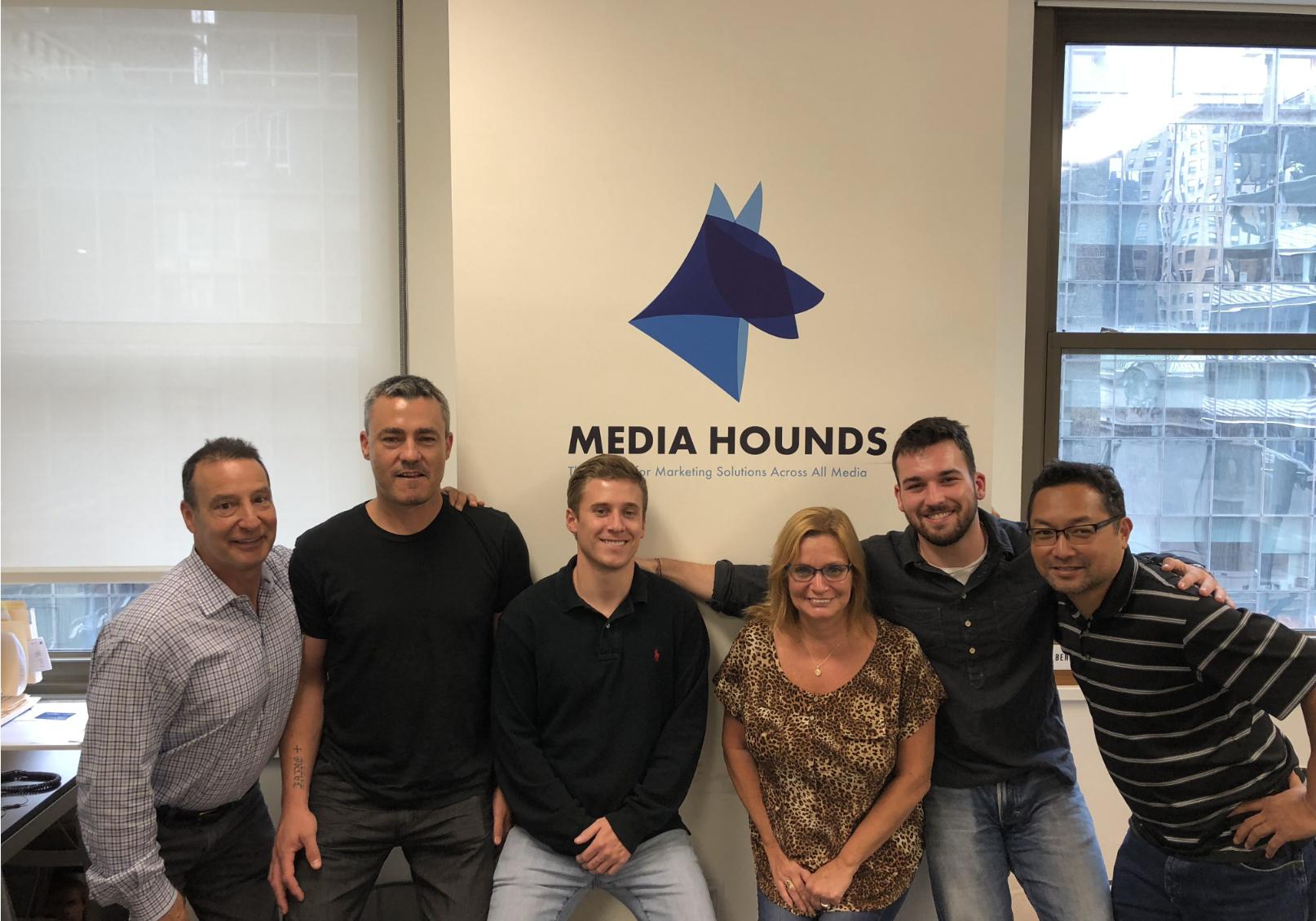 media hounds creative team
