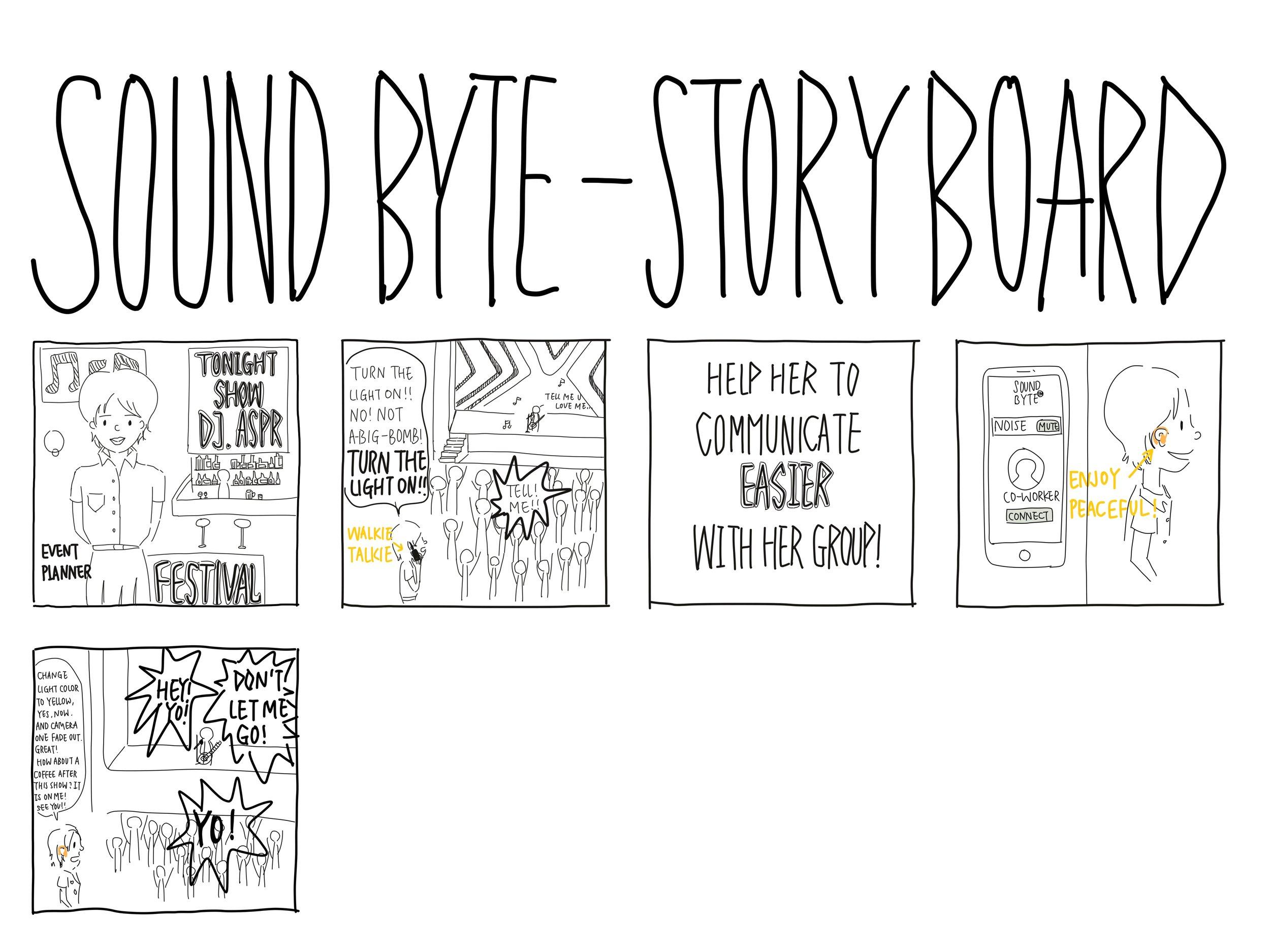 Storyboard - Event [lanner.JPG
