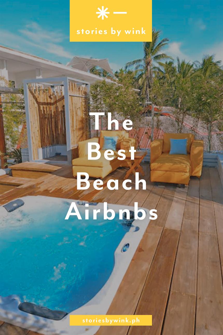 The Best Beach Airbnbs
