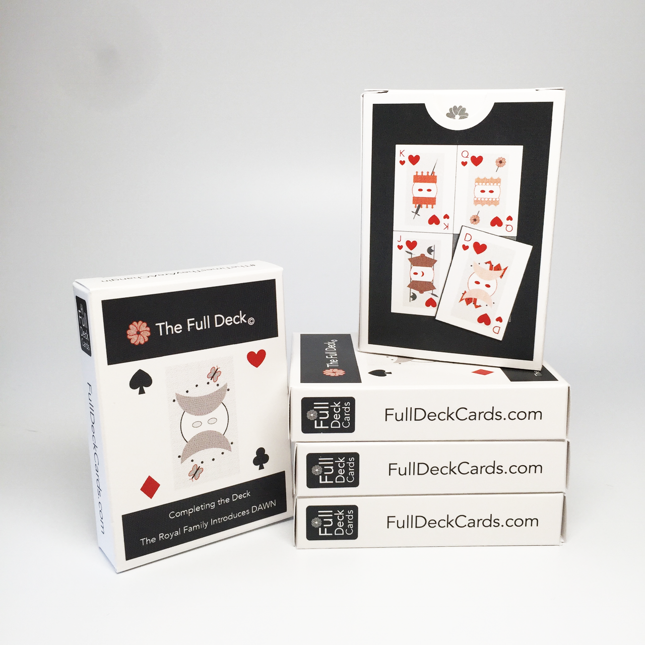 Five Decks - For My Family - $90 - Save 10% - Free Shipping