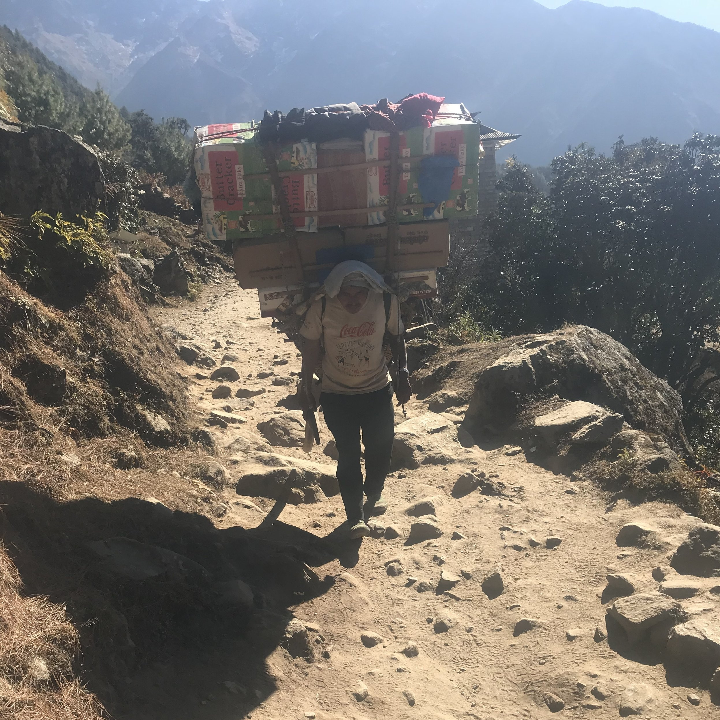 Our Mission - Hike for Help is a non-profit organization established in 2011, focused on implementing self-sustaining service projects in impoverished regions of Nepal. With this goal in mind, Hike for Help coordinates cultural treks to the Khumbu valley to provide support for local villages in their pursuit of development.Learn More