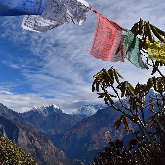 Hike for Help focuses on sustainability in the Khumbu region of Nepal. Our goal is to promote growth in the region while also respecting the stunning landscapes and wildlife in the Valley. And gosh are those some good looking landscapes!